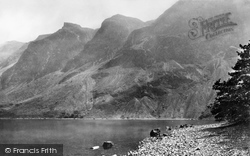 Wastwater, The Screes  1889, Wast Water