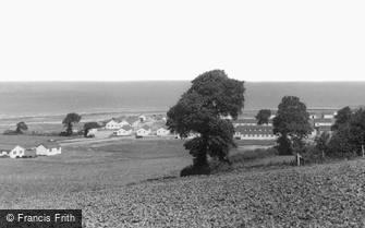 Watchet, Army Camp 1939