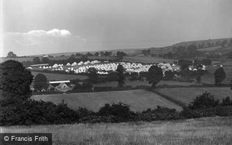 Watchet, Lyddimore Camp 1936