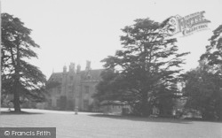 Watchfield, Royal Military College Of Science Officer's Mess c.1950