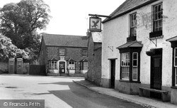 Watchfield, The Eagle And Post Office c.1960