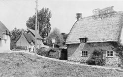 Watchfield, The Village c.1950
