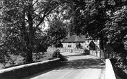 Water End, the Village c1955