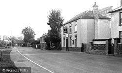 Waterbeach, Denny End Road c.1955