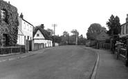 Waterbeach, High Street c1955