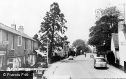 Waterbeach, High Street c.1965