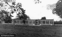Waterbeach, Primary School c.1955