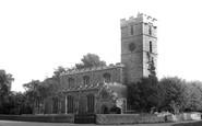 Waterbeach, St John's Church c.1955