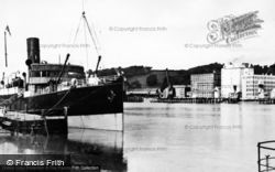 Waterford, The Quay c.1939
