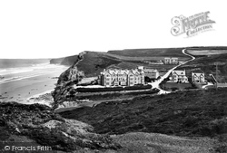 1918, Watergate Bay