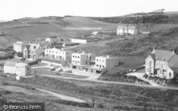 Watergate Bay, Hotels 1937