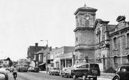 Waterlooville, London Road c1960