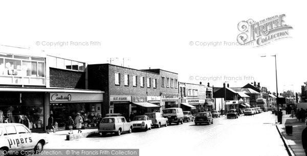 Waterlooville, London Road c.1965