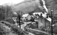 Waterrow, Village and Bridge c1950