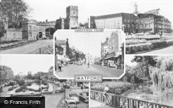 Watford, Composite c.1955