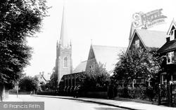 Watford, Congregational Church 1906