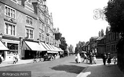 Watford, High Street 1921
