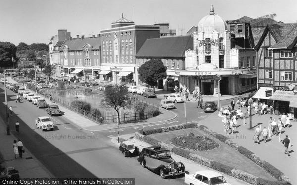 Watford, High Street 1961