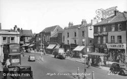 High Street c.1955, Watford
