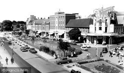 Watford, High Street c.1961