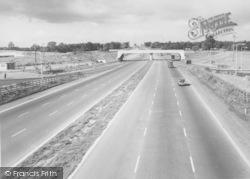 M1 Motorway c.1965, Watford