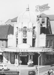 Watford, Odeon Cinema c.1961