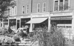 Watford, Shops, High Street c.1960