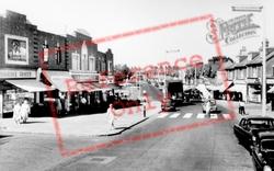 Watford, St Albans Road c.1960