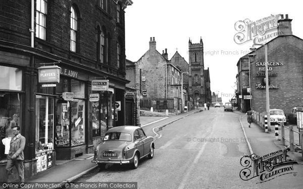 Wath-Upon-Dearne, Church Street 1964