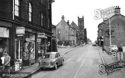 Wath-Upon-Dearne, Church Street 1964