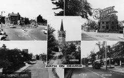 Wath-Upon-Dearne, Composite c.1965