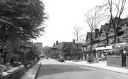 Wath-Upon-Dearne, High Street c1950
