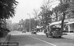 Wath-Upon-Dearne, High Street c.1955
