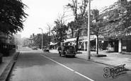 Wath-Upon-Dearne, High Street c1955