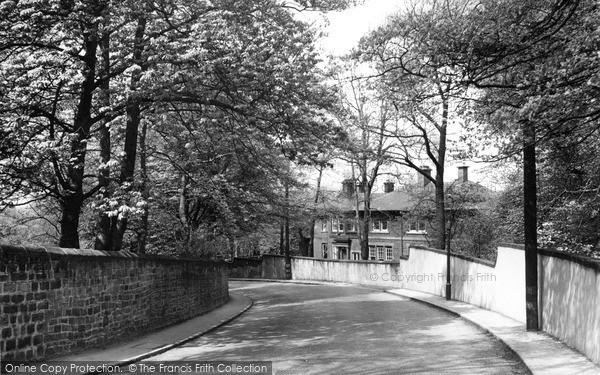 Wath-Upon-Dearne, Sandygate and Annexe c1950