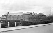 Wath-Upon-Dearne, the Grammar School c1950
