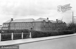 Wath-Upon-Dearne, The Grammar School c.1950