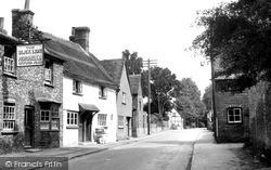 Watlington, Brook Street c.1955