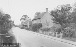 Watlington, Brookside c.1965