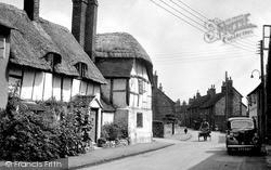 Watlington, Church Street c.1955