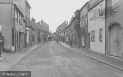 Watlington, Couching Street c.1950