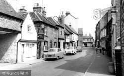 Watlington, Couching Street c.1965