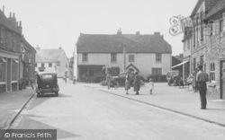 Watlington, High Street c.1955