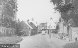 Watlington, Hill Road c.1960