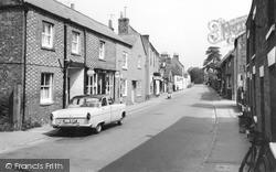 Watlington, Shireburn Street 1965