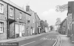 Watlington, Shireburn Street c.1960