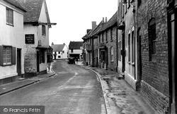 Watlington, The Barley Mow c.1950