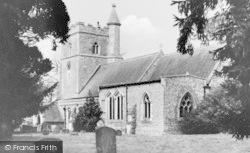 Watlington, The Church c.1965