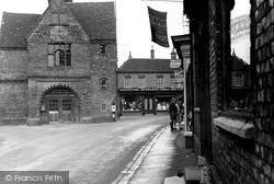 Watlington, The Town Hall c.1950