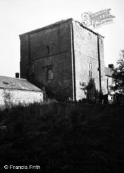 Wattlesborough Heath, Wattlesborough Castle 1949